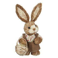 Buy John Lewis Rabbit with Basket, Small Online at johnlewis.com
