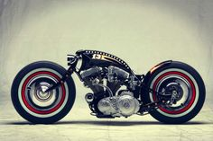 harley davidson custom motorbike side profile Top 13 Motorcycles of 2013