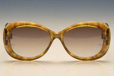 Vintage Sunglasses Trussardi  Occhiali da di MarinaVintageItaly, €45.00