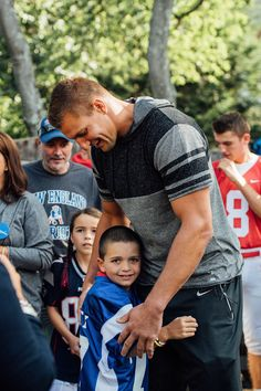 8,000th Wish: Ryan Feeney's Backyard Football Field | New England Patriots