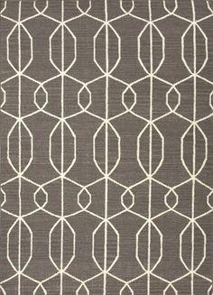 modern rug patterns. Gray Rug With Modern Geometric Pattern. Free Shipping Patterns