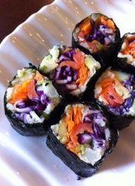 Paleo Sushi!