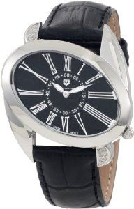 Brillier Women's 15-01 Women's Swiss-Quartz Diamond Watch Brillier. $495.00. High-grade genuine stainless steel. Water-resistant to 30 M (99 feet). Genuine leather strap. Swiss quartz movement with scratch resistant sapphire coated mineral crystal. Case decorated with 12 eye catching white diamonds - 0.12 total carat weight