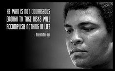 ~ ~ Muhammad Ali ~ Quote ~ Life ~ Classic ~