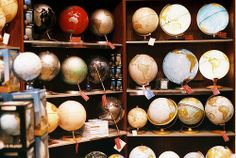 Globe collection