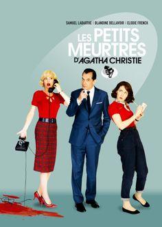 Nouveau concours: LES PETITS MEURTRES D'AGATHA CHRISTIE 3 Coffrets DVD à gagner