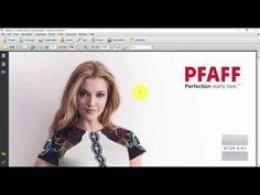 Installation af 6D Intro Pfaff Creative, Software