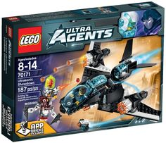 14 Best LEGO Ultra Agents Images On Pinterest