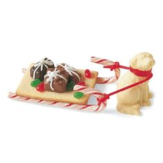 Sugar Cookie Sled