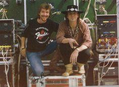 Stevie Ray Vaughan, 1983 Berlin