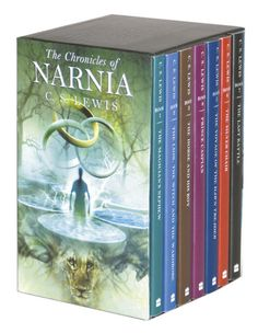 The Chronicles of Narnia - CS Lewis Brand new box set - 7 softcover books boxed - The Bookshelf of Oz I Love Books, Great Books, Books To Read, Reading Adventure, Adventure Books, Cs Lewis, Adventure Activities, Love Reading, Reading Logs