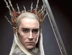 The Hobbit: Desolation of Smaug; Two new images of Thranduil | Moviepilot: New Stories for Upcoming Movies