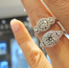 Passion8 Diamond engagement rings available at York Jewellers.