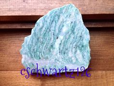 ~~> HUGE Great for the garden! AMAZONITE STONE!