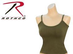 Rothco Olive Drab Tank TopOnly $8.83*Price subject to change without notice.