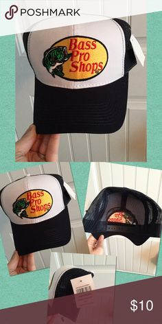Men's Bass Pro Shops Cap Men's Bass Pro Shops Cap... See pics for more details Bass Pro Shops Accessories Hats