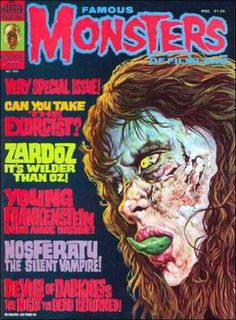 Famous Monsters of Filmland 101