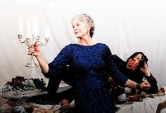 Melissa is so classy! And there`s Norman, of course :D