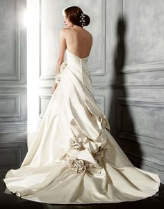 CB Couture: Volume V B041: In Ivory Rose