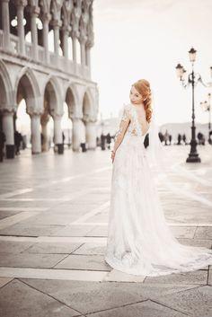 Matej Trasak Wedding Photography   Wedding in Venice   Italy #wedding #bride #praguewedding #italywedding #venice #weddingdress
