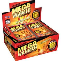 Grabber® Mega Warmers, 90 - Pk.
