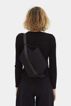Winter Sale: up to 40% off | Transfer Bag Black