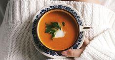 Bereit für die Suppen-Saison? Diese drei Rezepte schmecken nicht nur fantastisch, sondern helfen auch noch beim Abnehmen.