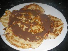 Pancakes Dukan Fase Attacco - LEGGI LA RICETTA > http://www.ricettedieta.com/2012/10/pancake-dukan-fase-attacco.html