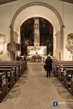 Ensemble Crossroads – Münzgrabenkirche Graz - 11.3.2016  - 001 Kirchen, Austria, Gallery, Graz, Concert, Pictures, Roof Rack