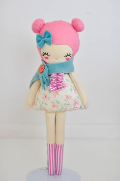 Love lulu doll - Nooshka Shop - Etsy.com