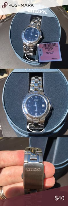 NWT! Citizen Watch New with tags and box; Citizen watch Citizen Accessories Watches