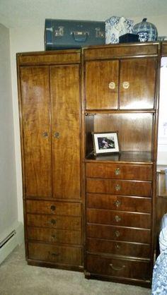 Drexel Accolade II 1970u0027s Still In Use · Campaign Furniture