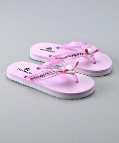 cc63ab57f8b66 Nomad Footwear Pink Ms. Dots Flip-Flop