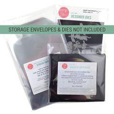 Thin dies storage