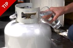 How to Tell How Much Propane Is Left for Your Gas Grill  It really works!