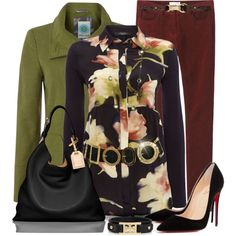 """""""So Kate Shoes….."""" by tinam-degen on Polyvore"""