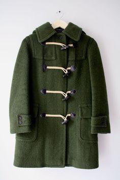 Vintage wool coat from Little Ocean Annie, $70