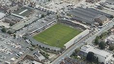 Edgar Street - home of Hereford United