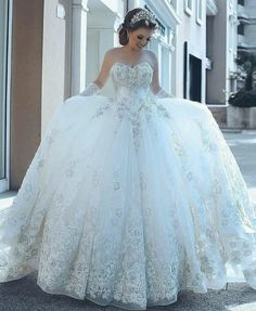 Plus Size Ball Gown Wedding Dress . 30 Plus Size Ball Gown Wedding Dress . Plus Size Ball Gown Wedding Dresses Sweetheart F Shoulder Lace Appliques Satin Backless Wedding Gowns Bridal Dresses Chapel Train Discount Wedding Wedding Dress Material, Pretty Wedding Dresses, Sweetheart Wedding Dress, Elegant Wedding Dress, Bridal Dresses, Mermaid Wedding, Egyptian Wedding Dress, Dubai Wedding Dress, Gown Wedding