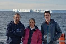 The foreign team – Ushuaia, Breaking Bad, Ecuador, Research Projects, Islands