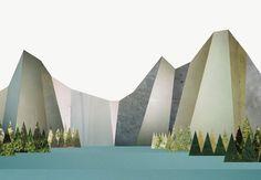 Mountains Wait | Little Gatherer