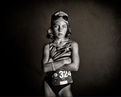 "Photographer mother series of her daughter, ""Strong is the New Pretty"""