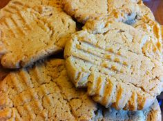 Cooking with Jax: Peanut Butter Cookies