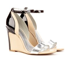 Gabriela Colorblock Wedge.