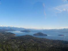San Carlos de Bariloche, Desde el Cerro Otto