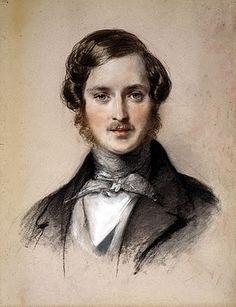 PRINCE ALBERT, consort of QUEEN VICTORIA. 1841