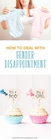 Disappointed about your baby's gender—and feeling guilty because you do? Gender disappointment depression is more common in pregnancy than you think. Here's how to cope.