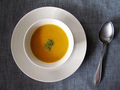 Porkkanakeitto – Carrot Soup