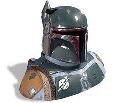 Image result for boba fett helmet cake