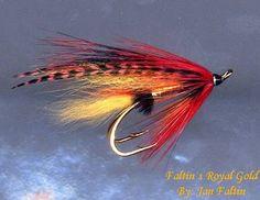 Faltin�s Royal Gold, A Jan Faltin Fly
